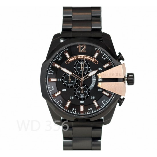 Mens Diesel Mega Chief Chronograph Watch DZ4309