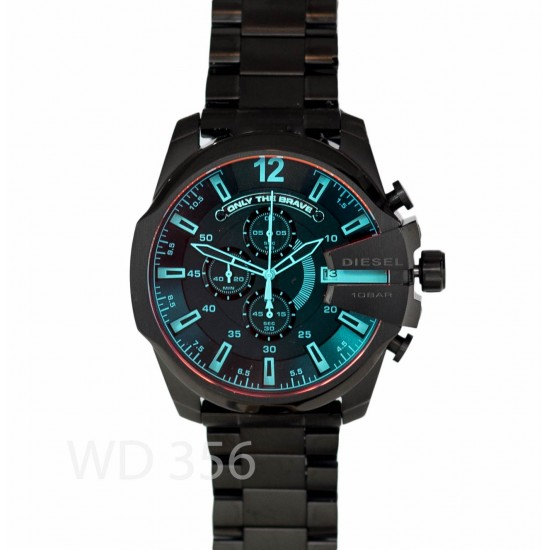 Mens Diesel Mega Chief Chronograph Watch DZ4318