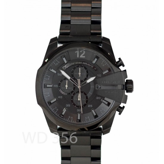 Mens Diesel Mega Chief Chronograph Watch DZ4355