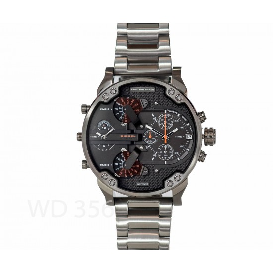 Mens Diesel Daddy 2.0 Chronograph Watch DZ7315