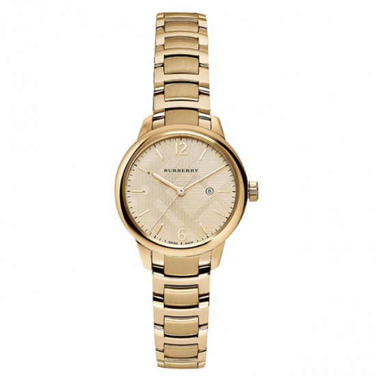 Ladies Burberry The Classic Watch BU10109