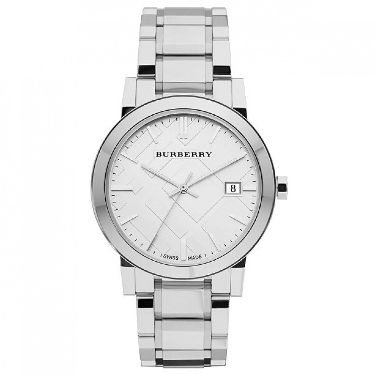 Mens Burberry The City Watch BU9000