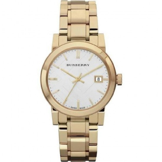 Ladies Burberry The City Watch BU9103