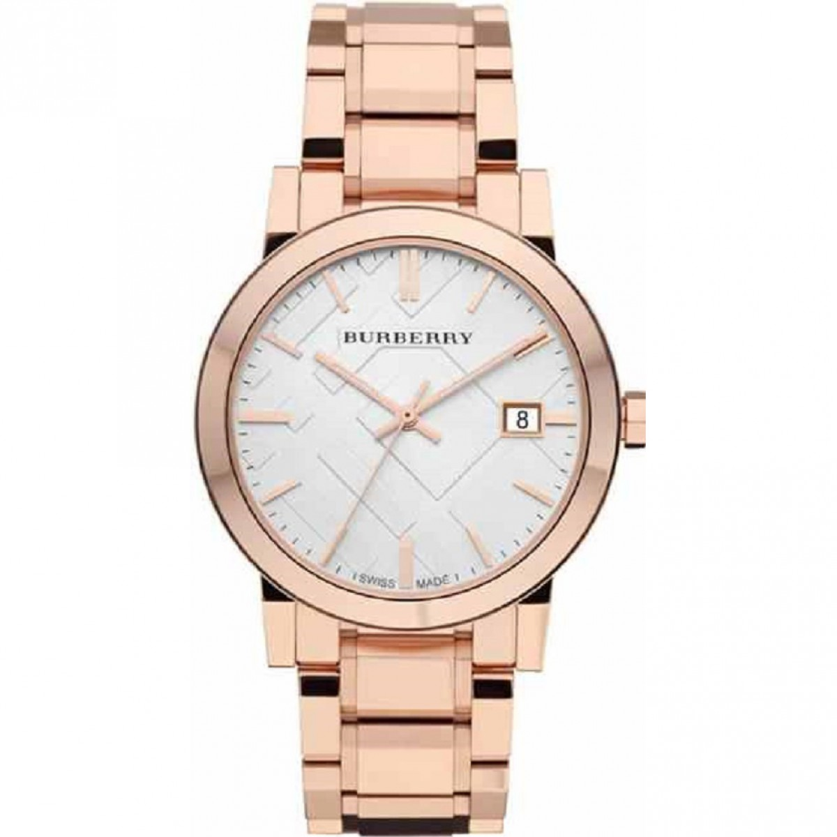 Ladies Burberry The City Watch BU9104