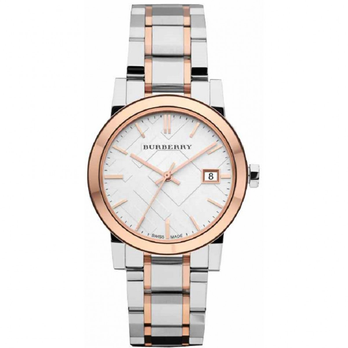 Ladies Burberry The City Watch BU9105