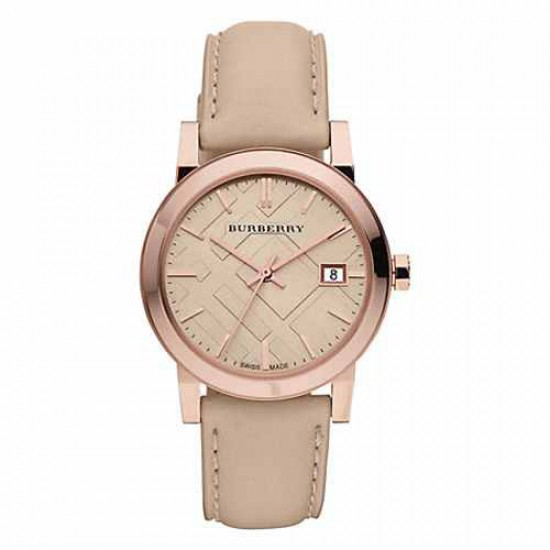 Ladies Burberry The City Watch BU9109