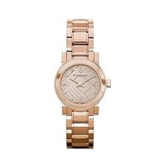 Ladies Burberry Heritage Watch BU9215