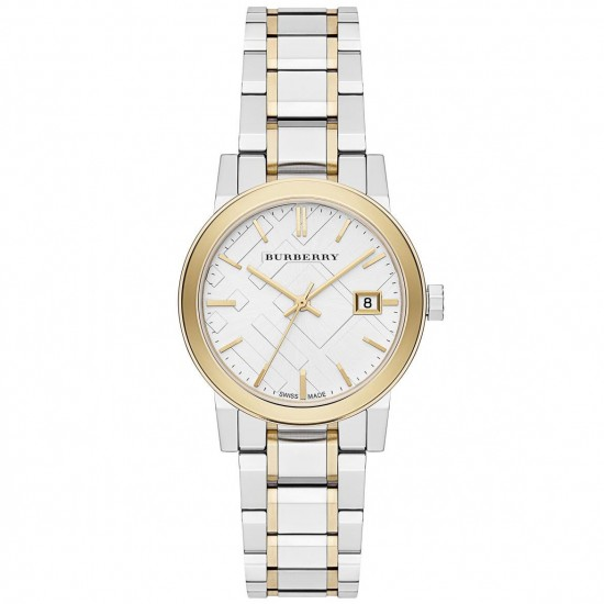 Ladies Burberry The City Watch BU9217