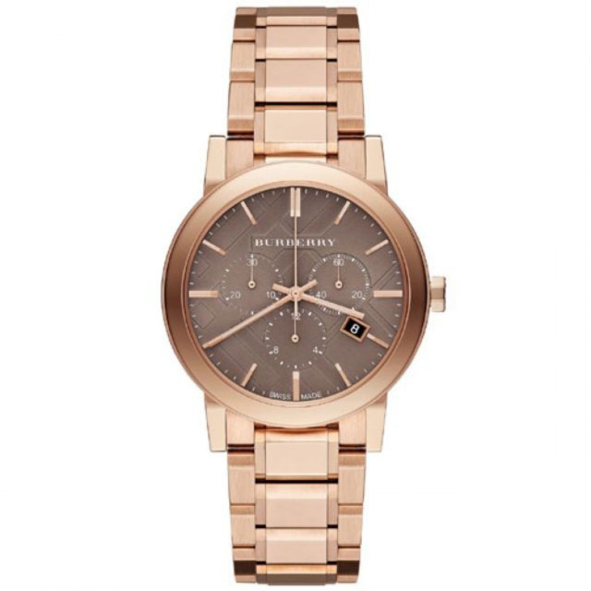Unisex Burberry The City Watch BU9754