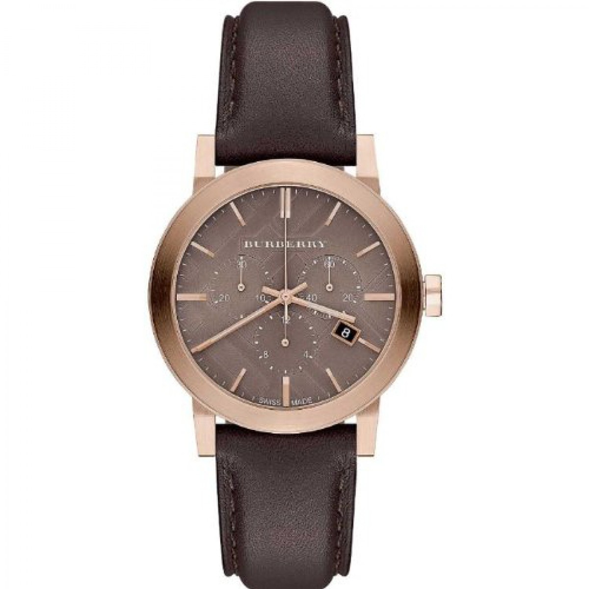 Unisex Burberry The City Watch BU9755