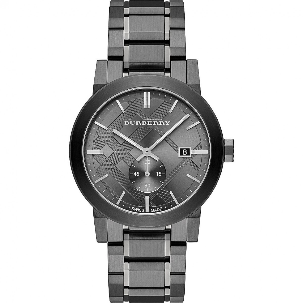 Mens Burberry The City Watch BU9902