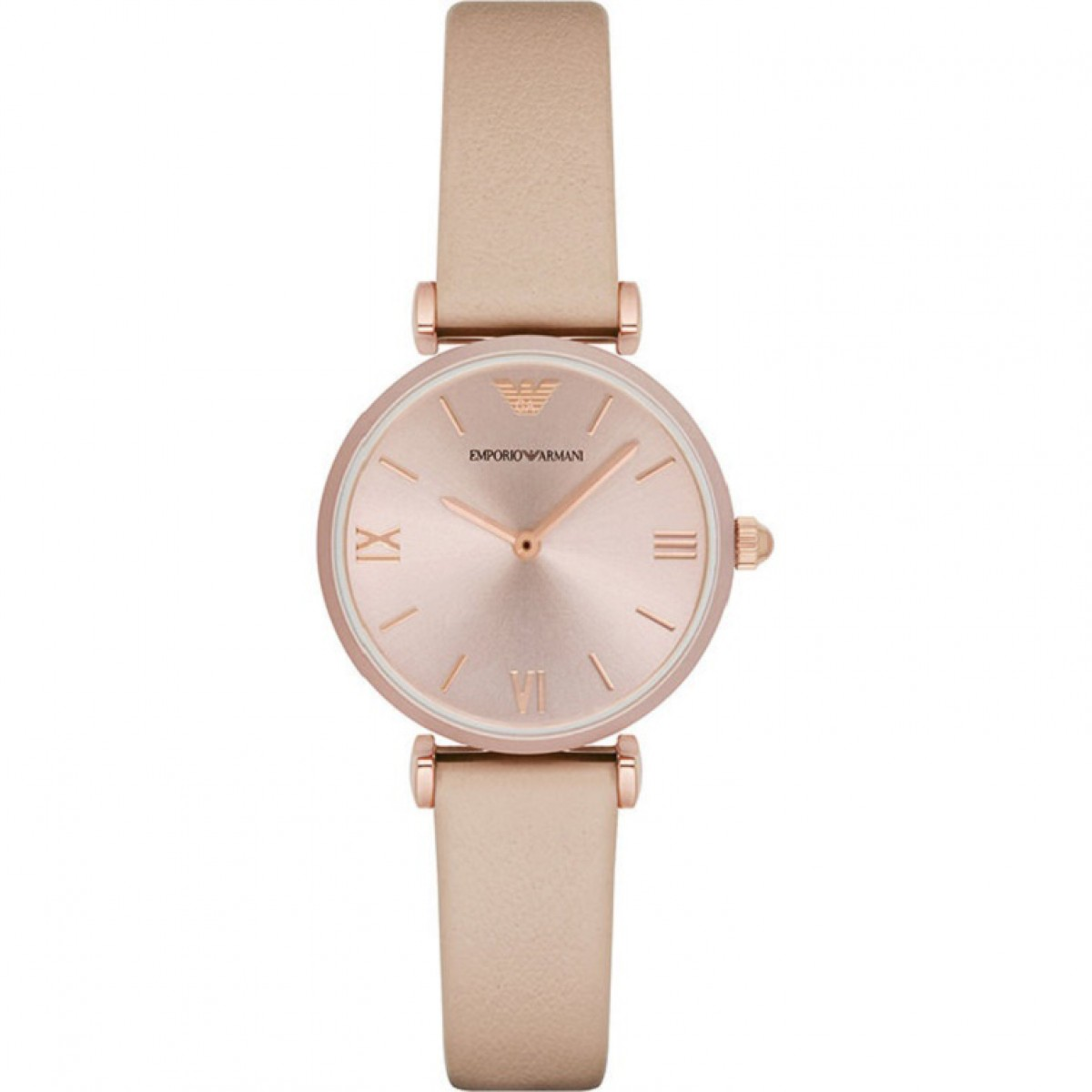 Ladies Emporio Armani Nude Watch AR11001
