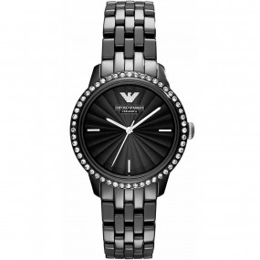 Ladies Emporio Armani Ceramic Watch AR1478