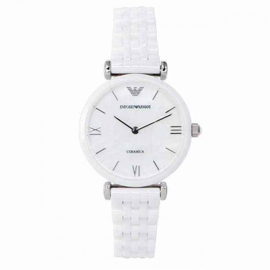 Ladies Emporio Armani Ceramic Watch AR1485