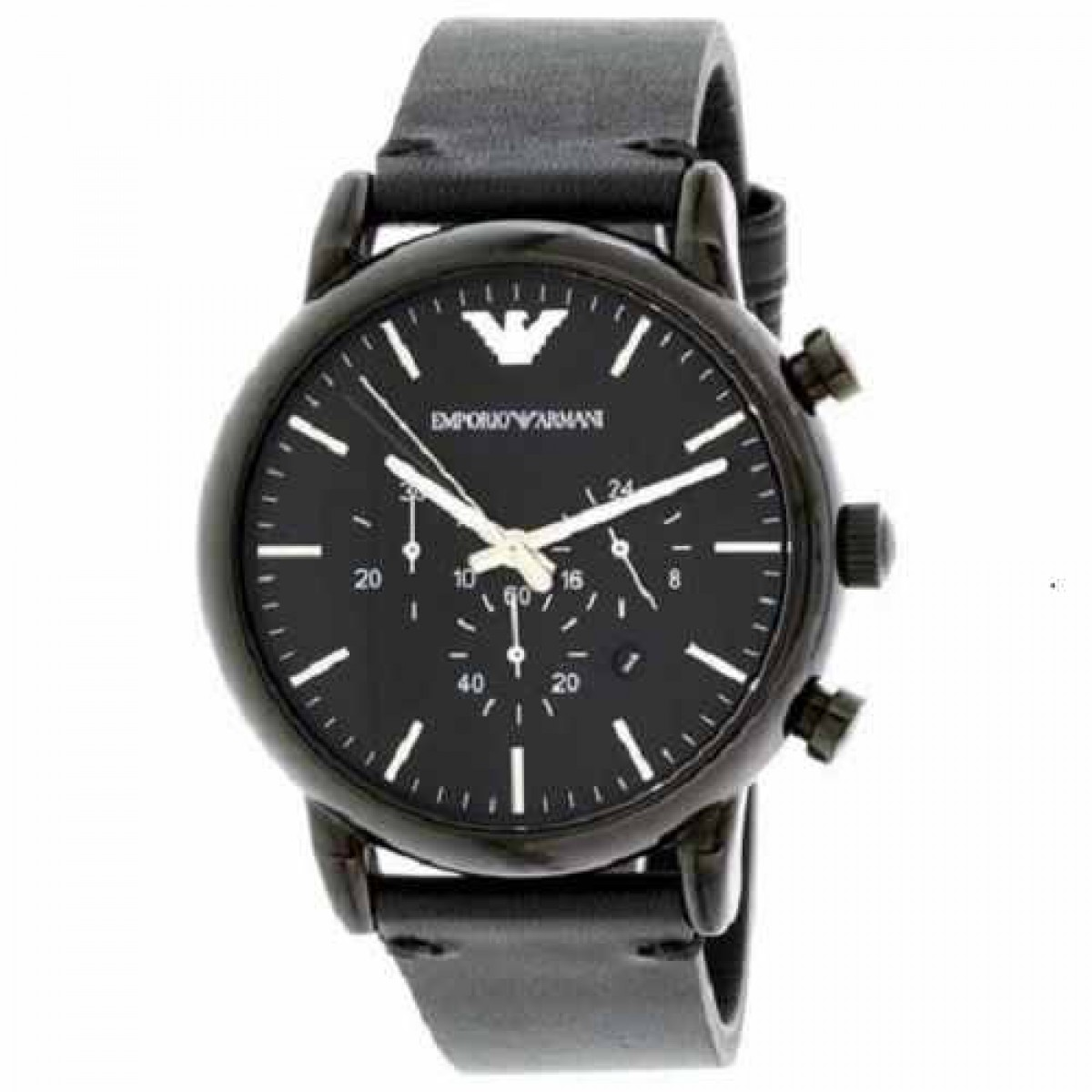 Mens Emporio Armani Chronograph Watch AR1918