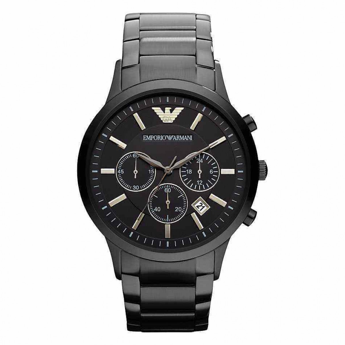 Mens Emporio Armani Chronograph Watch AR2453