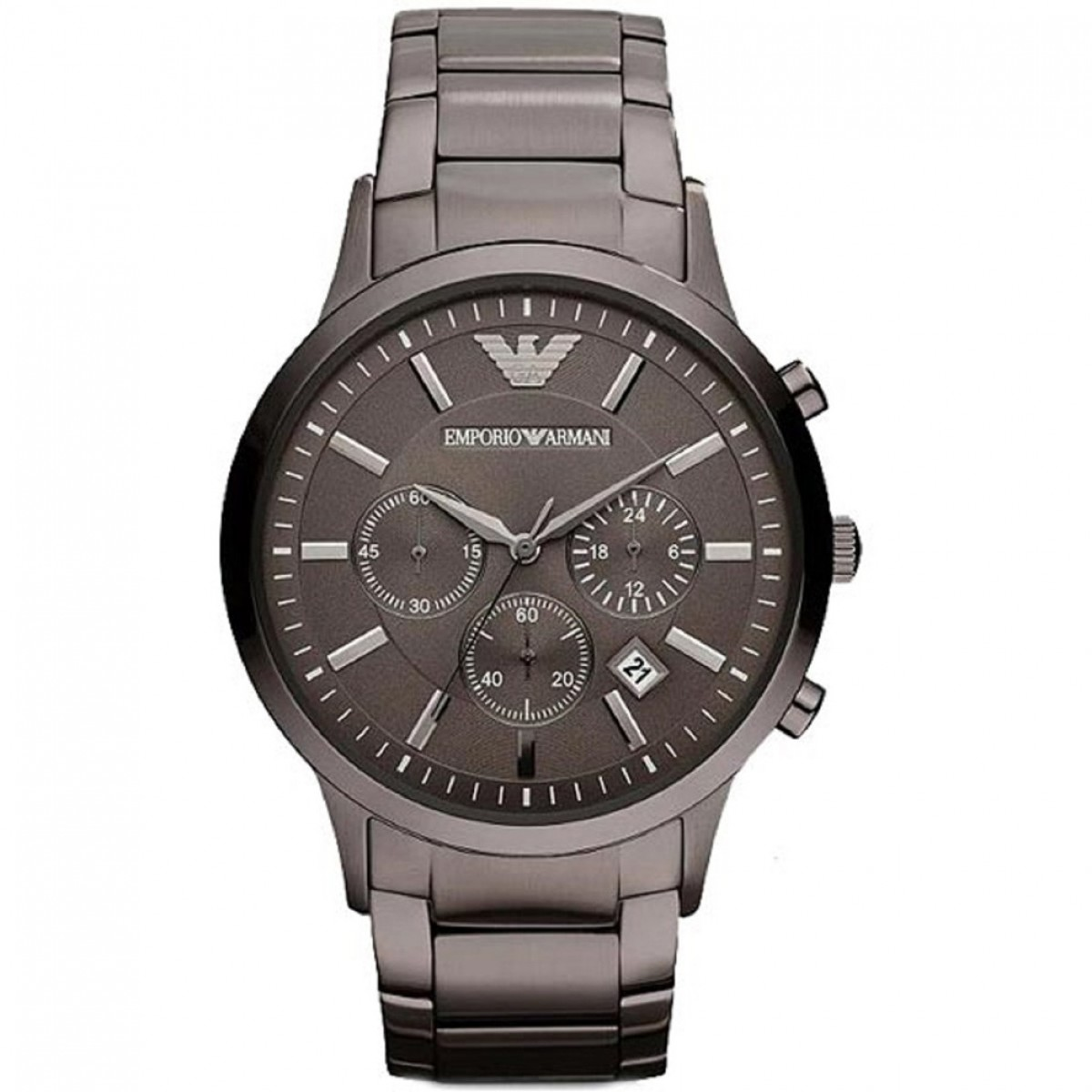 Mens Emporio Armani Chronograph Watch AR2454