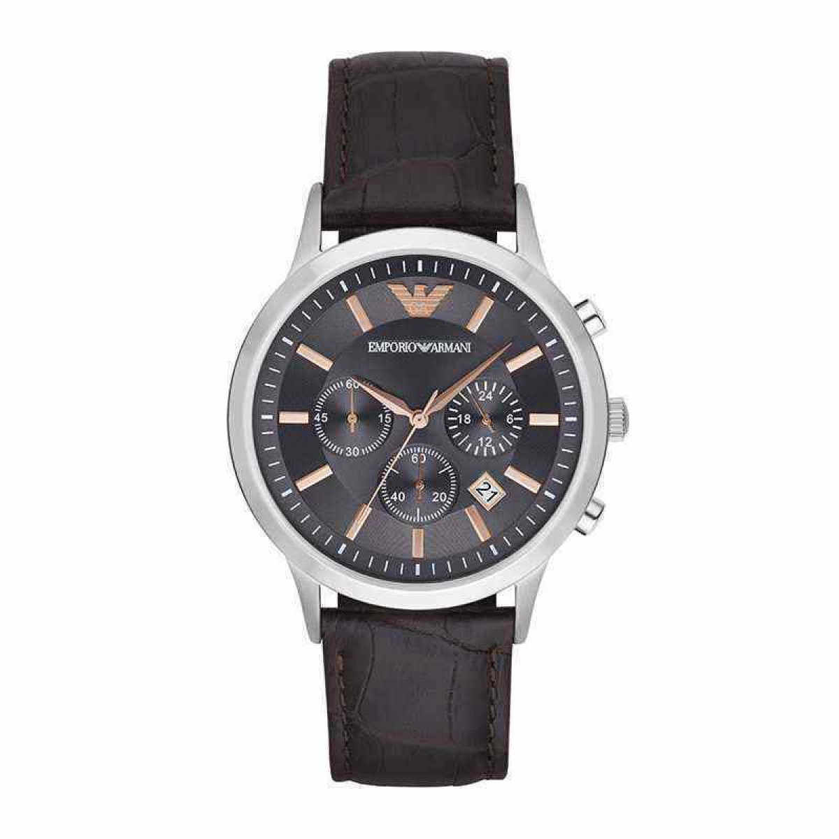 Mens Emporio Armani Chronograph Watch AR2513