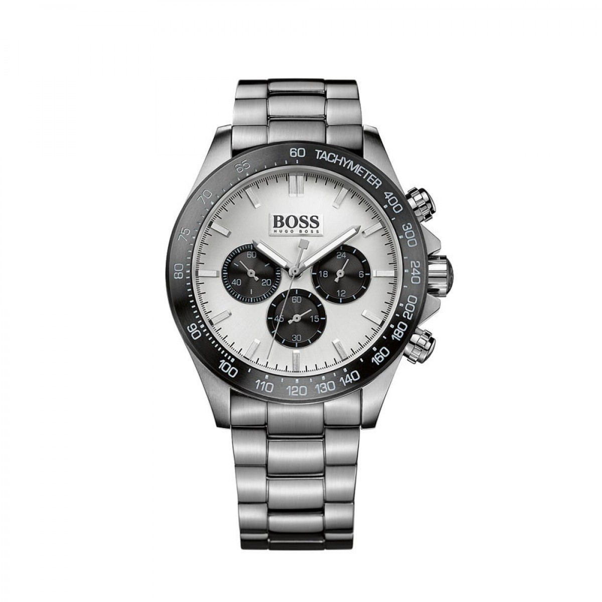 Mens Hugo Boss Ikon Chronograph Watch 1512964