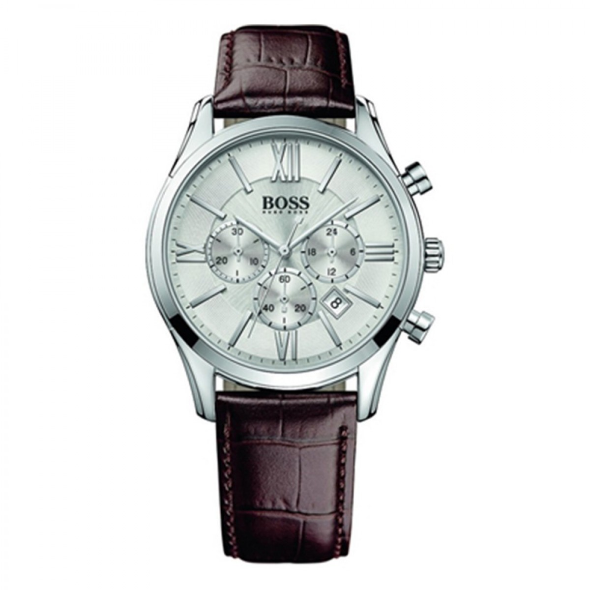 Mens Hugo Boss Ambassador Exclusive Chronograph Watch 1513195