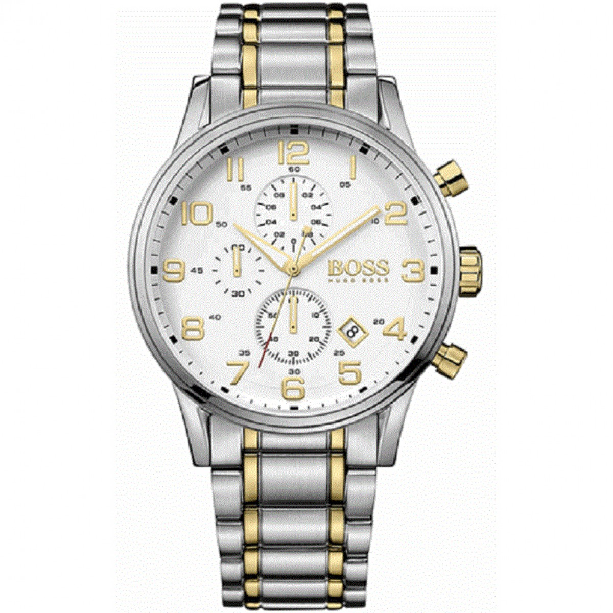 Mens Hugo Boss Chronograph Watch 1513236