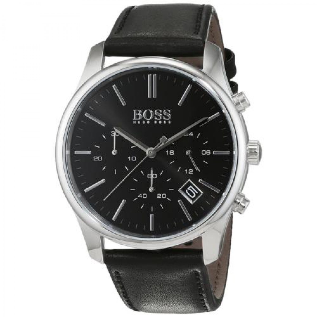 Mens Hugo Boss Time One Quartz Watch 1513430