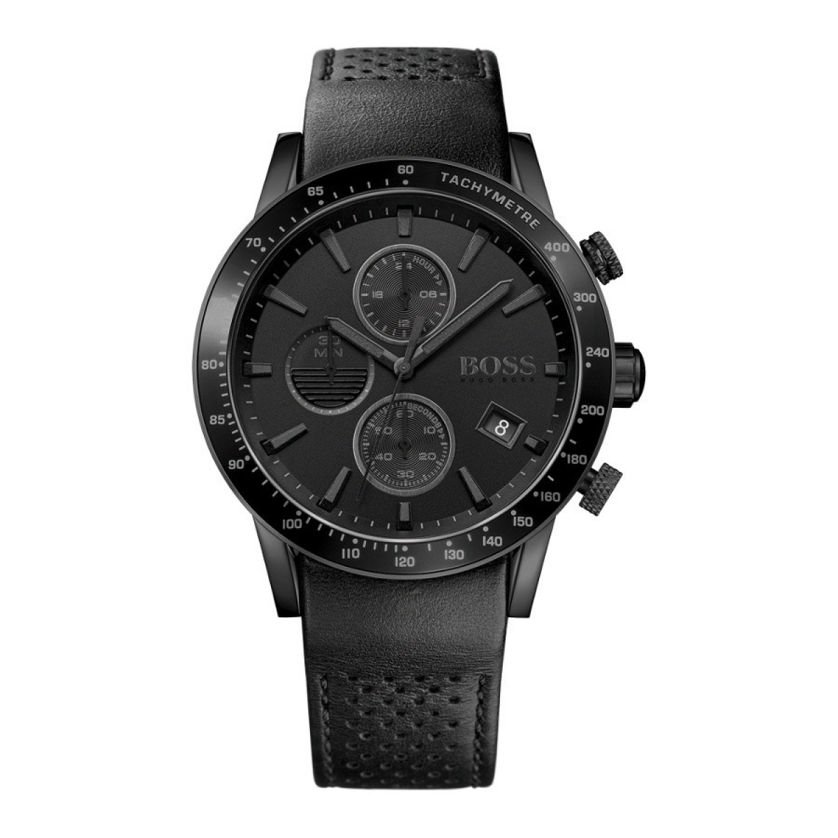 Mens Hugo Boss Rafale Chronograph Watch 1513456