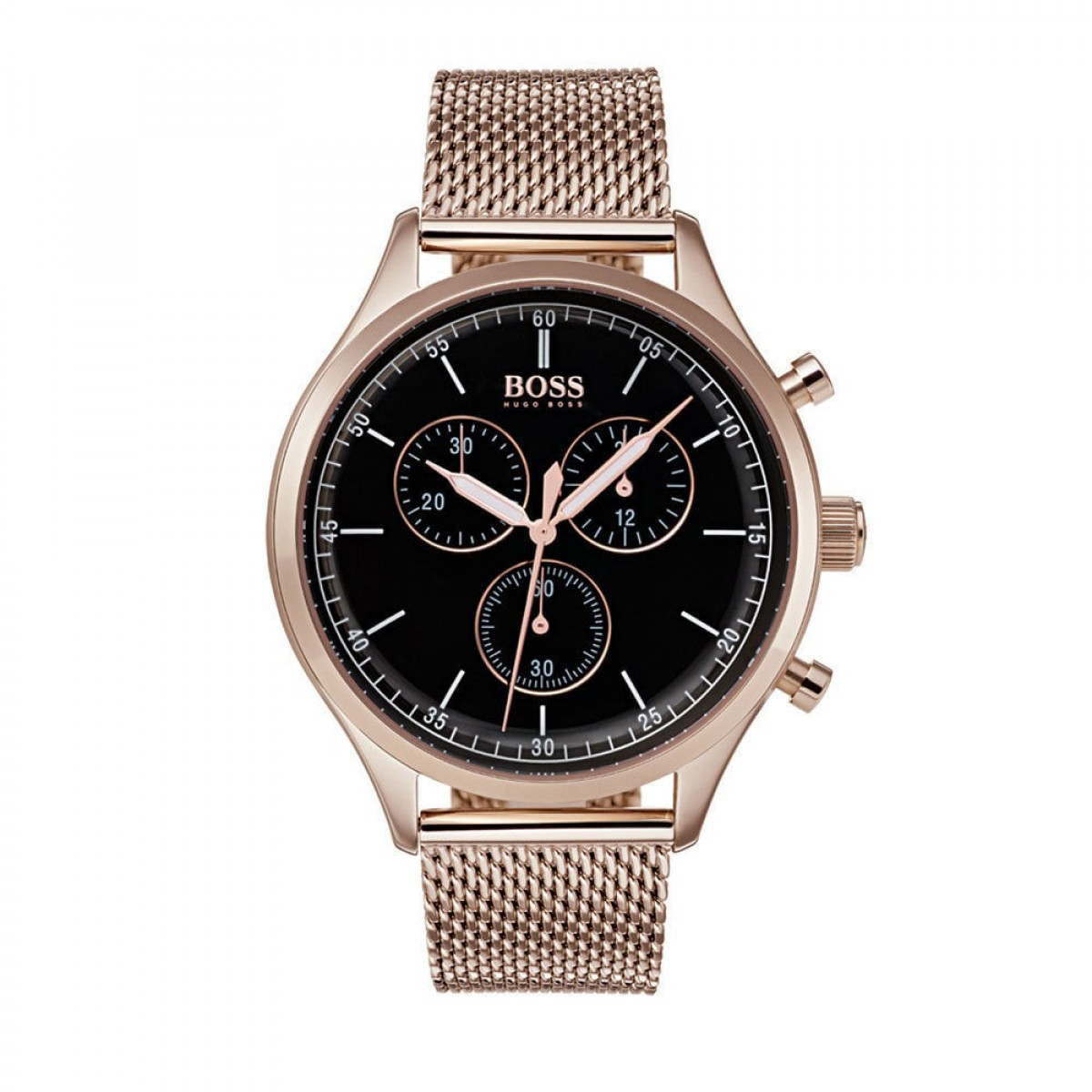 Mens Hugo Boss Companion Chronograph Watch 1513548