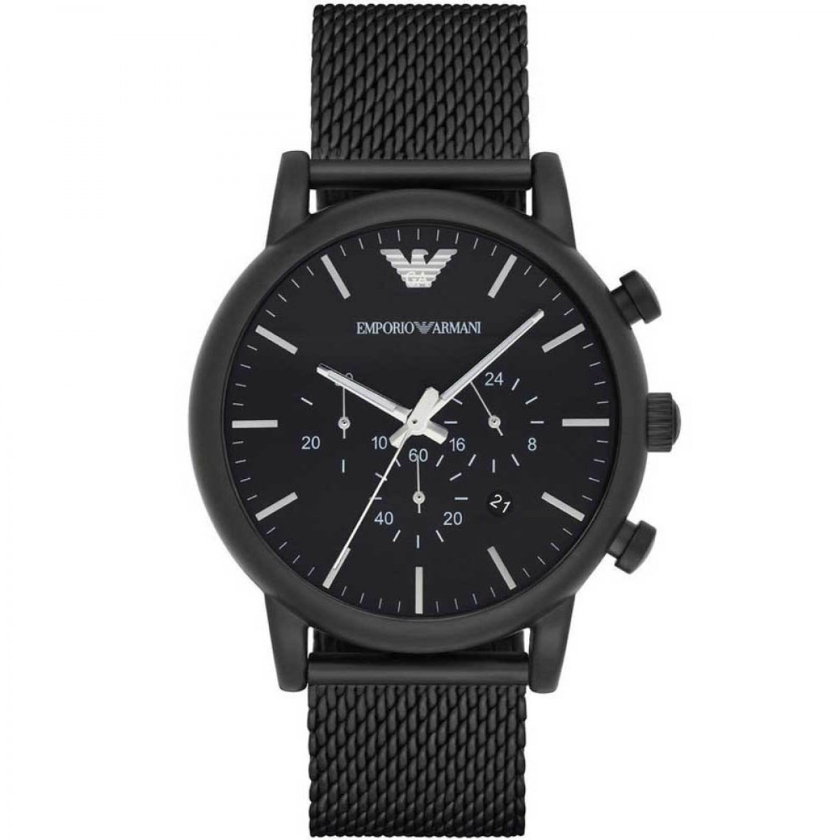 Mens Emporio Armani Chronograph Watch AR1968