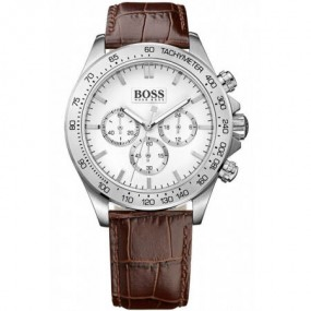 Mens Hugo Boss Ikon Chronograph Watch 1513175