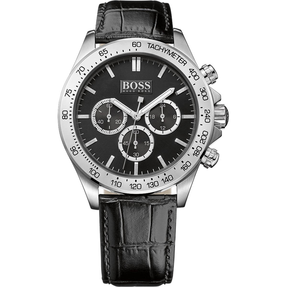 Mens Hugo Boss Ikon Chronograph Watch 1513178