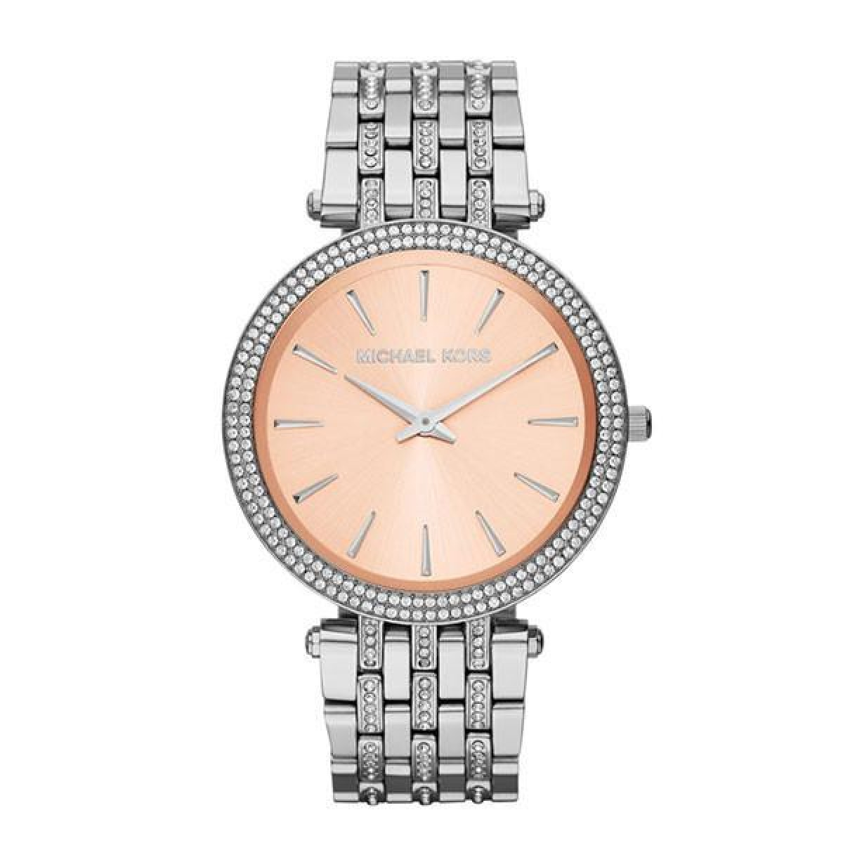 Ladies Michael Kors Darci Glitz Watch MK3218