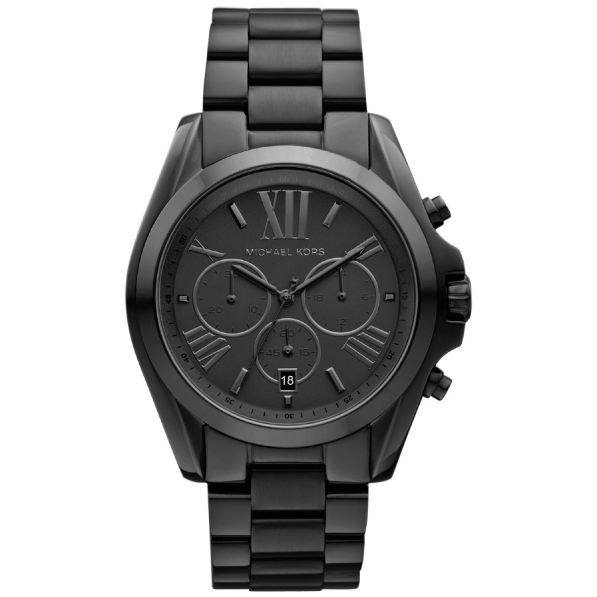 Mens Michael Kors Bradshaw Chronograph Watch MK5550