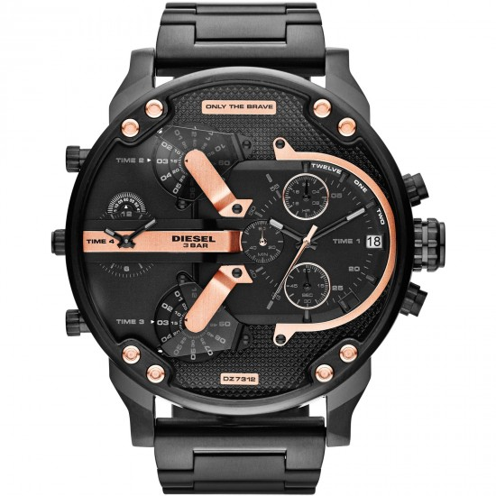 Mens Diesel Daddy 2.0 Chronograph Watch DZ7312