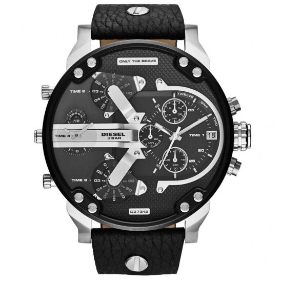 Mens Diesel Daddy 2.0 Chronograph Watch DZ7313