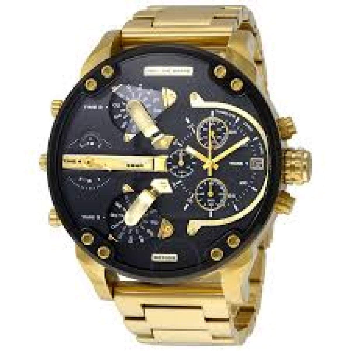 Mens Diesel Daddy 2.0 Chronograph Watch DZ7333