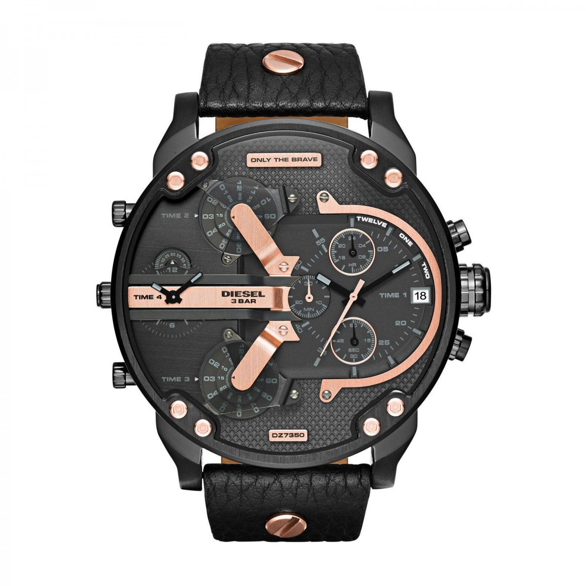 Mens Diesel Daddy 2.0 Chronograph Watch DZ7350