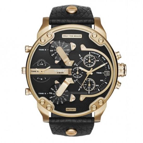 Mens Diesel Daddy Chronograph Watch DZ7371