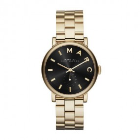 Ladies Marc Jacobs Gold Watch MBM3355