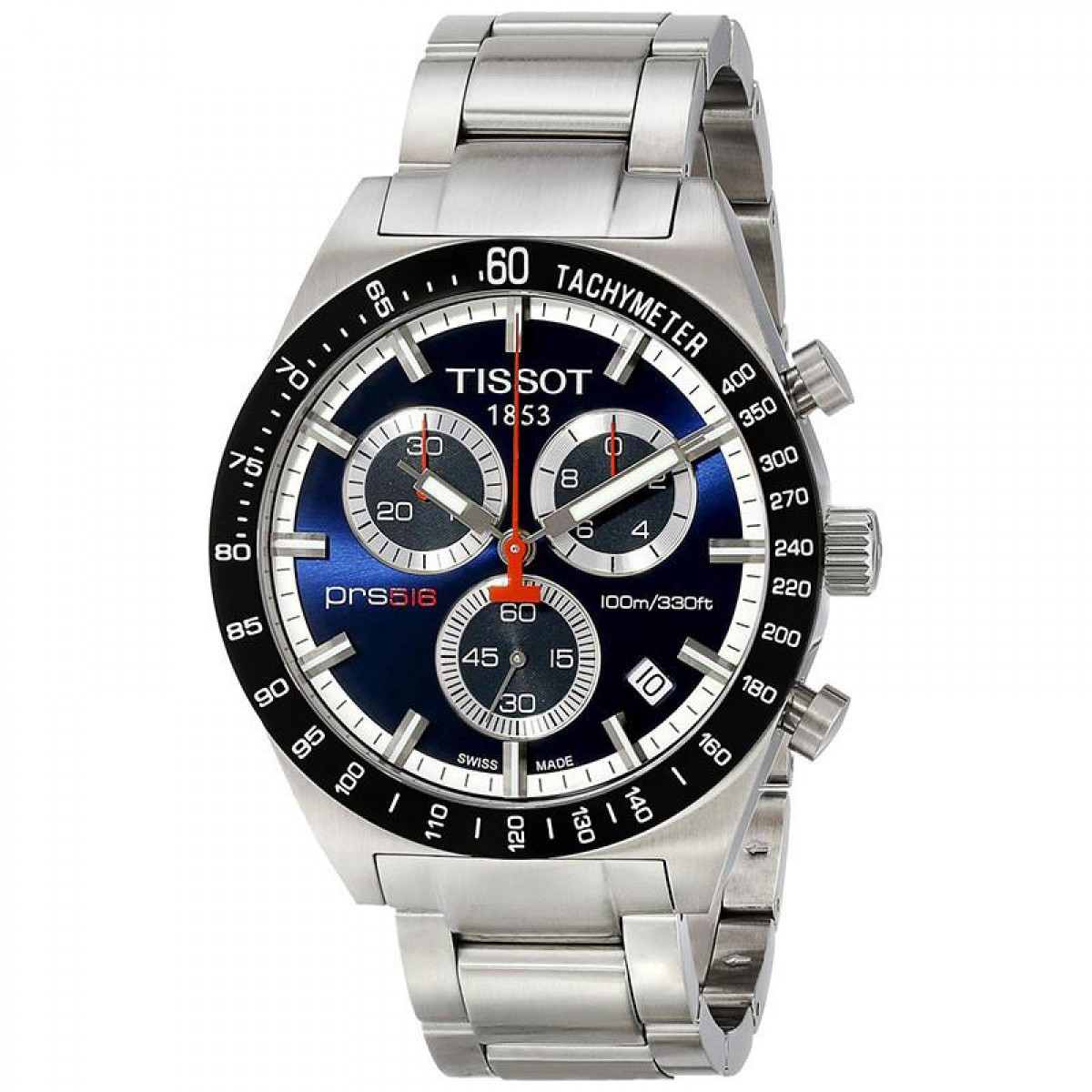 Mens Tissot PRS516 Watch T0444172104100