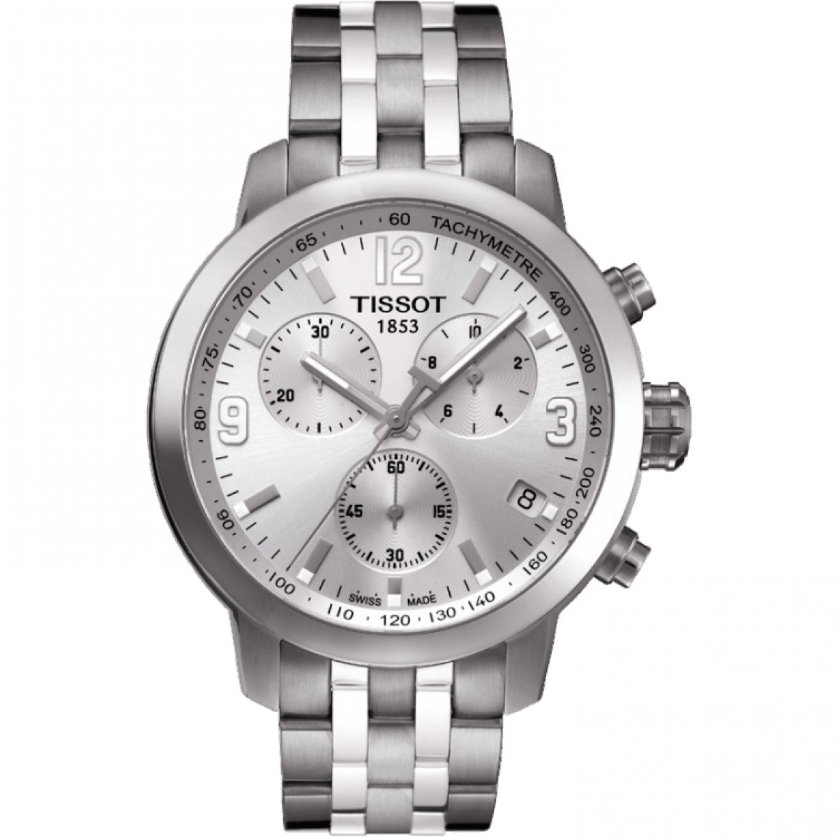 Mens Tissot PRC200 Chronograph Watch T0554171103700