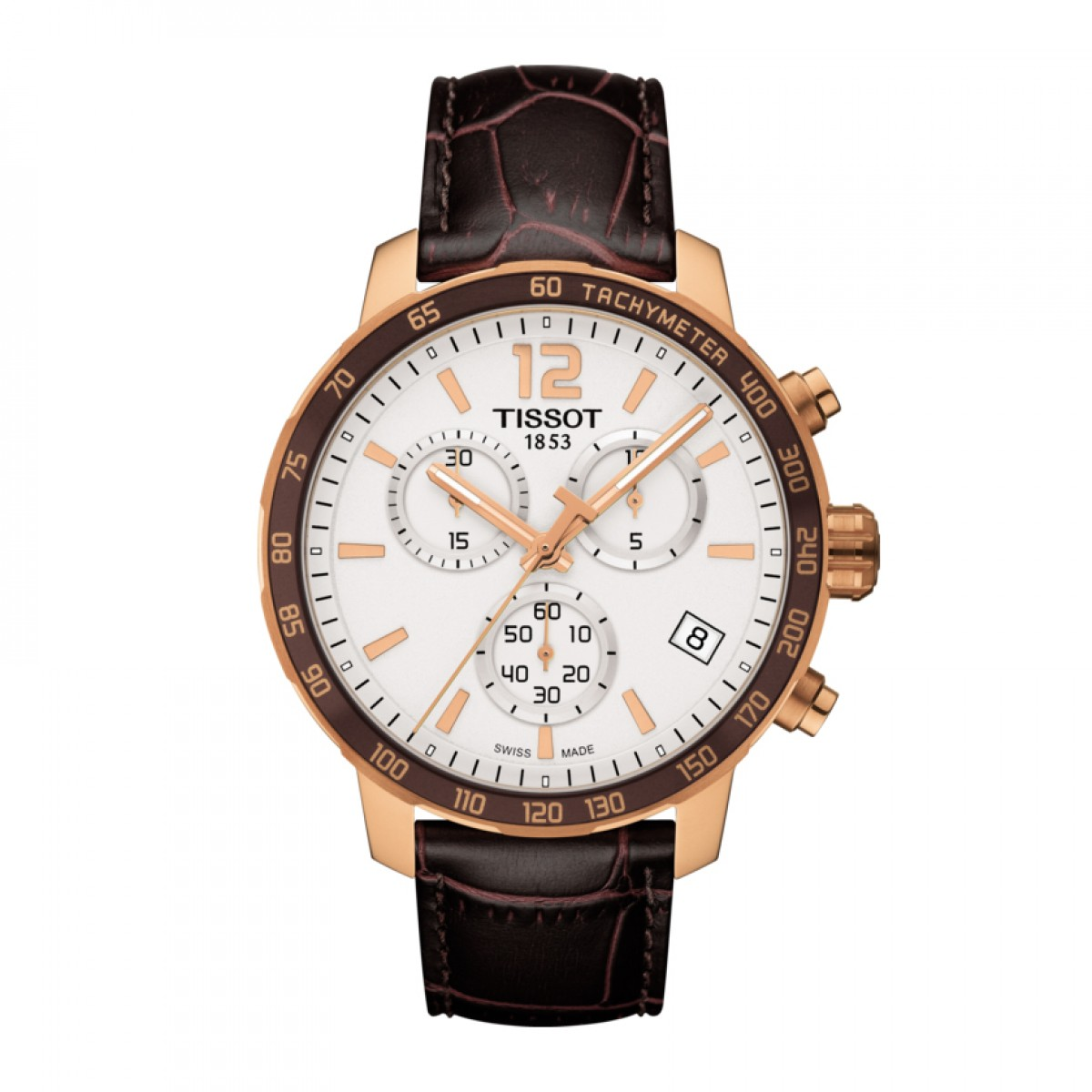 Mens Tissot Quickster Watch T0954173603700