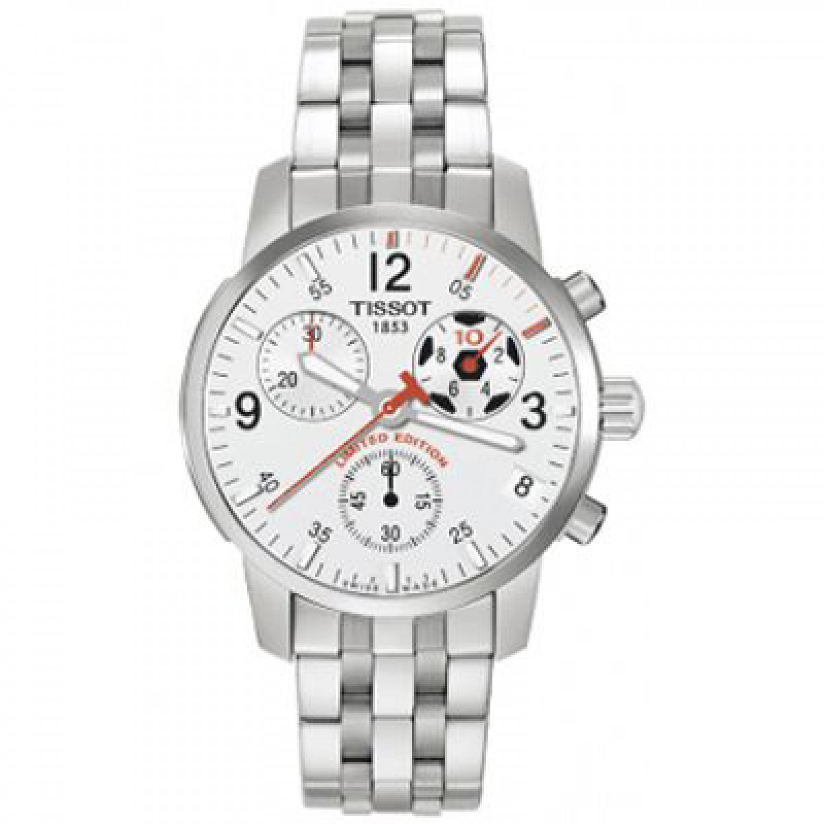 Mens Tissot PRC 200 Limited Edition Chronograph Watch T17188632