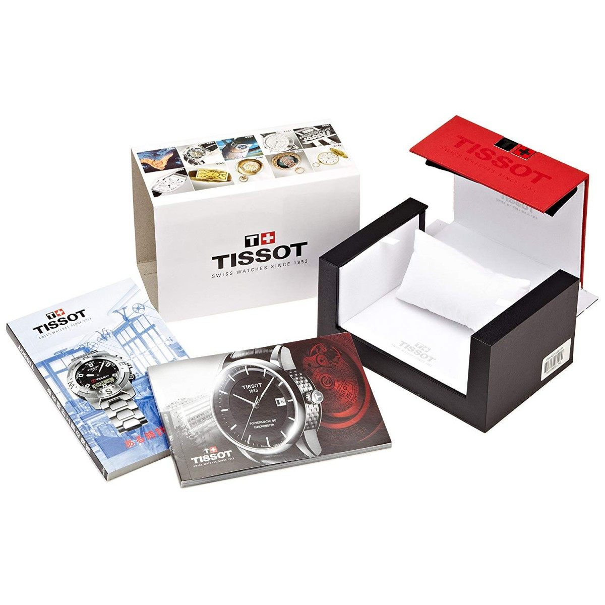 Ladies Tissot Dressport Chronograph Watch T0502171105200