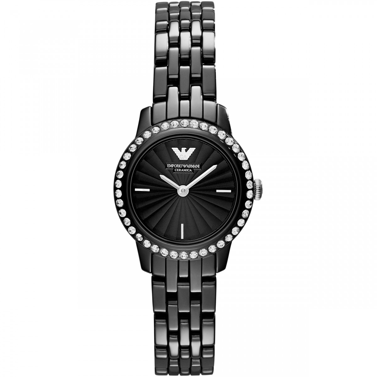 Ladies Emporio Armani Ceramic Watch AR1480