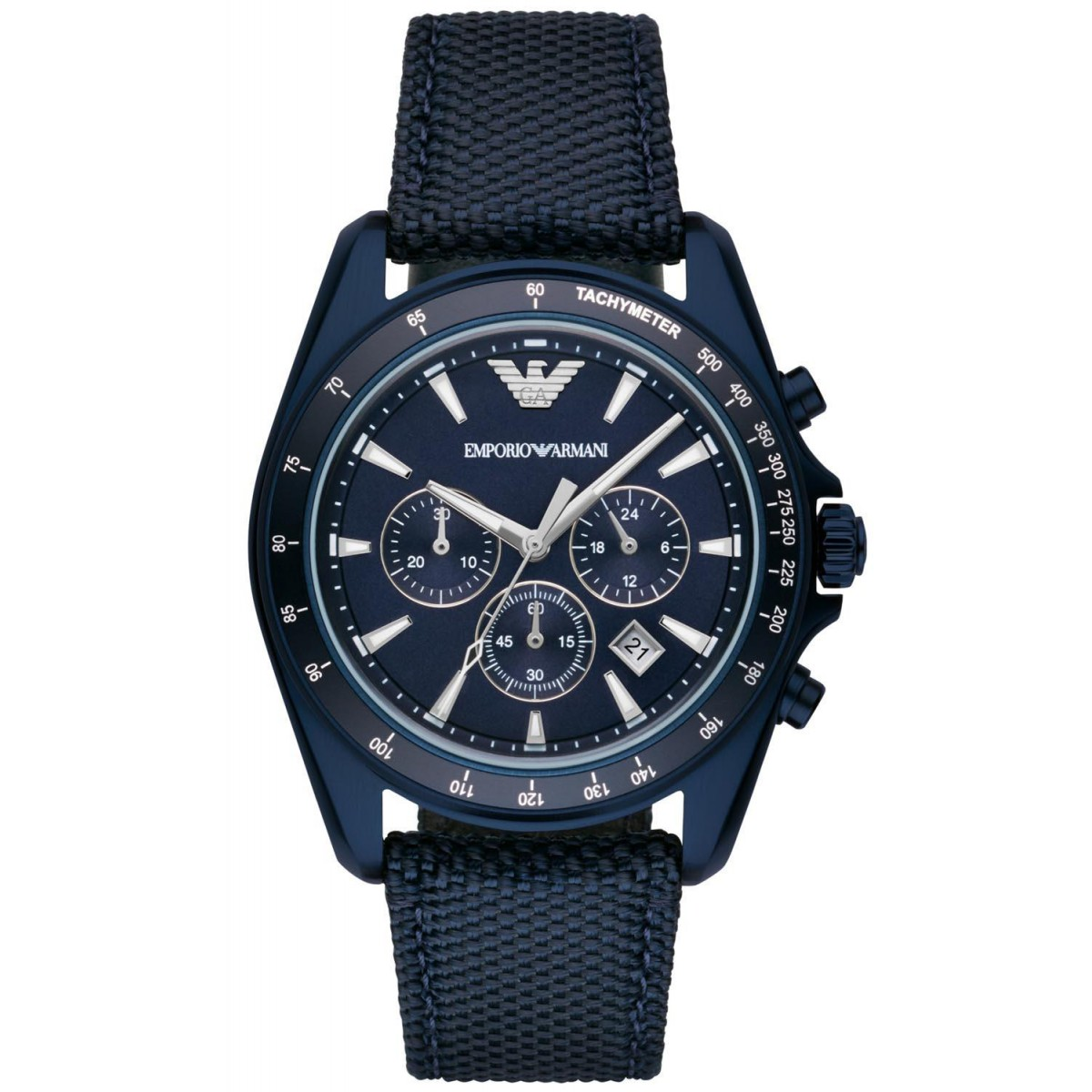 Mens Emporio Armani Chronograph Watch AR6132