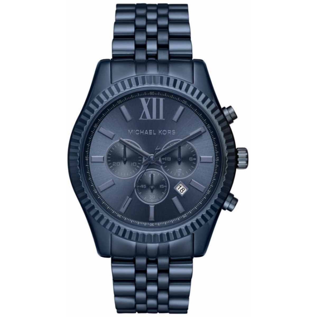 Mens Michael Kors LEXINGTON Chronograph Watch MK8480